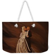 The Wedding Kiss Weekender Tote Bag