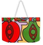 The Wedding Weekender Tote Bag by Patrick J Murphy