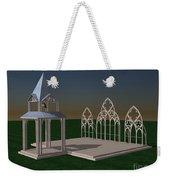 The Wedding Place Wip Weekender Tote Bag