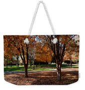 The Well In The Distance-davidson College Weekender Tote Bag
