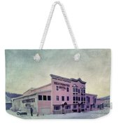The Westminster Hotel Aka The Pit Weekender Tote Bag
