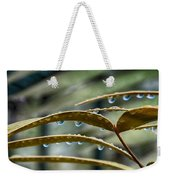 The Wet Of The Rain V2 Weekender Tote Bag