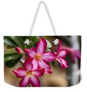 The Wet Of The Rain V3 Weekender Tote Bag