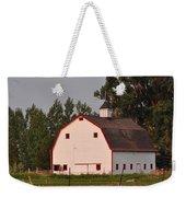 The White Barn Weekender Tote Bag