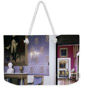 The White House Blue Room Weekender Tote Bag