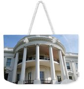 The White House South Portico Weekender Tote Bag