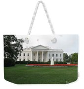 The White House - Washington D C Weekender Tote Bag