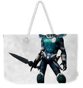 The White Knight... Weekender Tote Bag