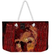 The White Witch Is Burning Weekender Tote Bag