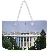 The Whitehouse - Washington Dc Weekender Tote Bag