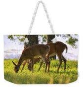 The Whitetail Deer Of Mt. Nebo - Arkansas Weekender Tote Bag