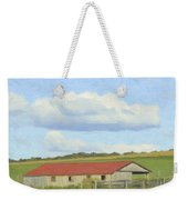 The Whole Farm To Himself Weekender Tote Bag