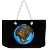The Whole World Weekender Tote Bag