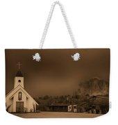 The Wild West  Weekender Tote Bag