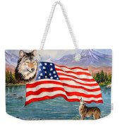 The Wildlife Freedom Collection 1 Weekender Tote Bag