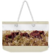 The Wilds Weekender Tote Bag