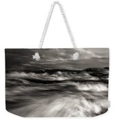 The Wind And The Sea Weekender Tote Bag by Bob Orsillo