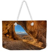The Wind Caves Weekender Tote Bag