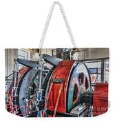 The Winding Engine Weekender Tote Bag