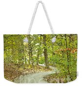 The Winding Trail Weekender Tote Bag