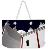 The Window Above Weekender Tote Bag by Joe Kozlowski