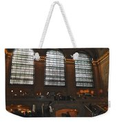 The Windows At Grand Central Terminal Weekender Tote Bag