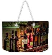 The Wine Shop Weekender Tote Bag