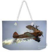 The Wing Walker  Weekender Tote Bag