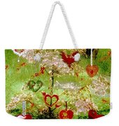 The Wishing Tree Weekender Tote Bag