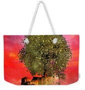 The Wishing Tree Two Of Two Weekender Tote Bag