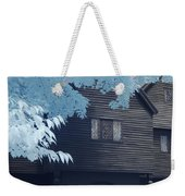 The Witch House In Infrared Weekender Tote Bag
