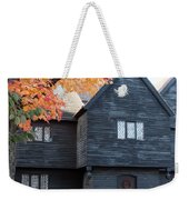 The Witch House Of Salem Weekender Tote Bag