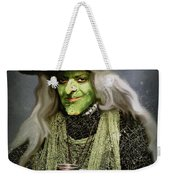 The Witch Of Endor As A Cavalier Weekender Tote Bag