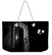 The Witches Are Hiding Weekender Tote Bag