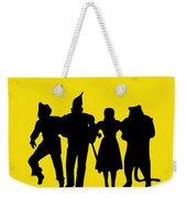 The Wizard Of Oz Weekender Tote Bag