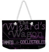 The Wizard's Wagon 2 Weekender Tote Bag