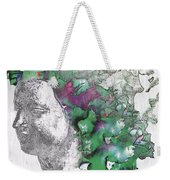 The Woman From Yes Weekender Tote Bag