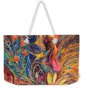 The Women Of Tanakh - Miriam With Timbrels Weekender Tote Bag