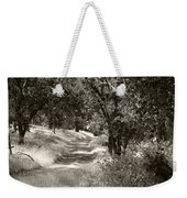 The Wooded Path Weekender Tote Bag