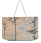 The Wooden Plough Weekender Tote Bag