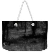The Woods Are Lovely Dark And Deep Weekender Tote Bag