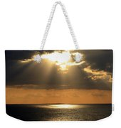 Key West Sunset The Word Weekender Tote Bag