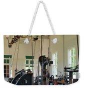 The Work Shop Weekender Tote Bag