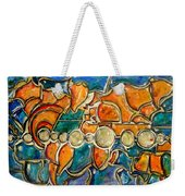 The World - Marcello Cicchini Weekender Tote Bag
