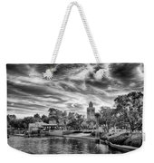 The World Pavilion Weekender Tote Bag by Howard Salmon
