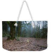 The World She Lives In Weekender Tote Bag