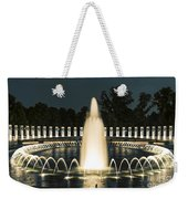The World War II Memorial Weekender Tote Bag