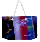 The World We Live In Weekender Tote Bag