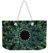 The Worm Hole Weekender Tote Bag
