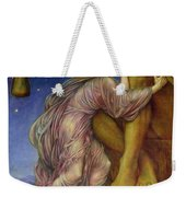 The Worship Of Mammon Weekender Tote Bag by Evelyn De Morgan